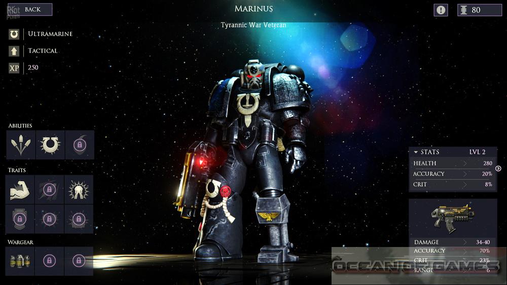 Warhammer 40000 Deathwatch Setup Free Download
