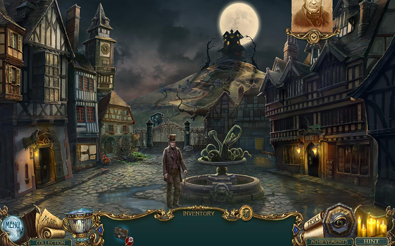 Haunted Legends The Secret of Life Features