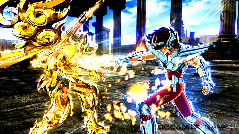 Saint Seiya Soldiers Soul Download For Free