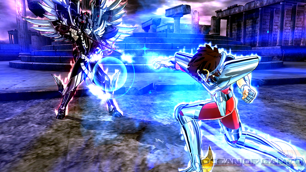 Saint Seiya Soldiers Soul Features