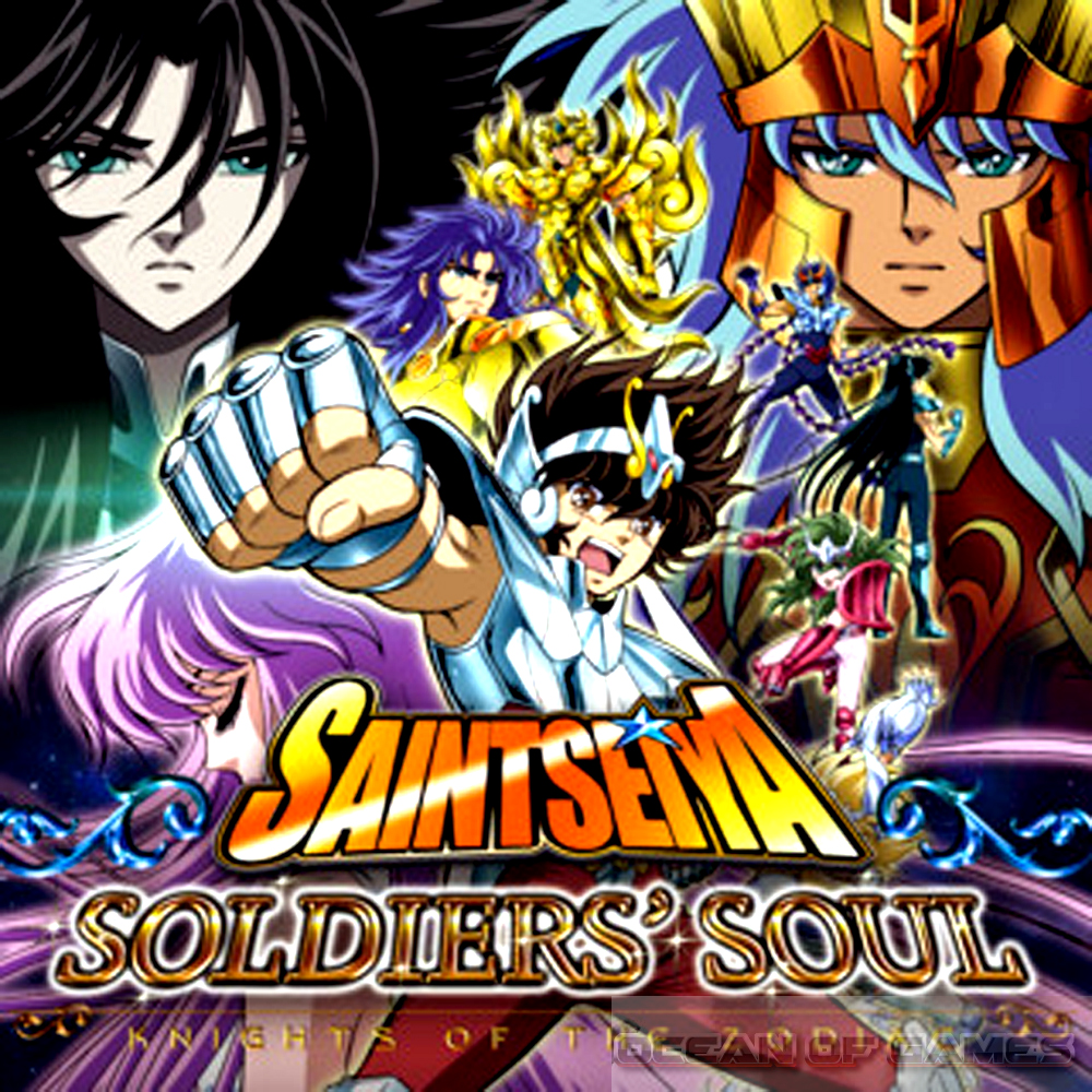 Saint Seiya Soldiers Soul Free Download