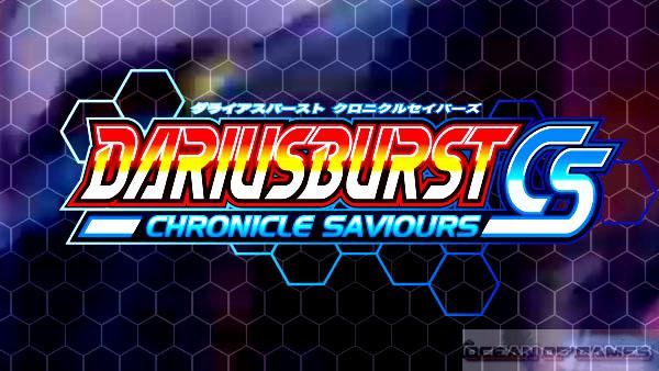 DARIUSBURST Chronicle Saviours Free Download