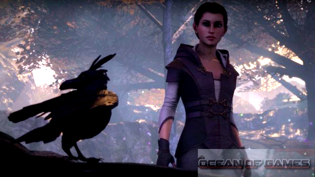 Dreamfall Chapters Book Four Revelations Features