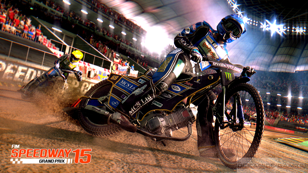 FIH Speedway Grand Prix 15 Features