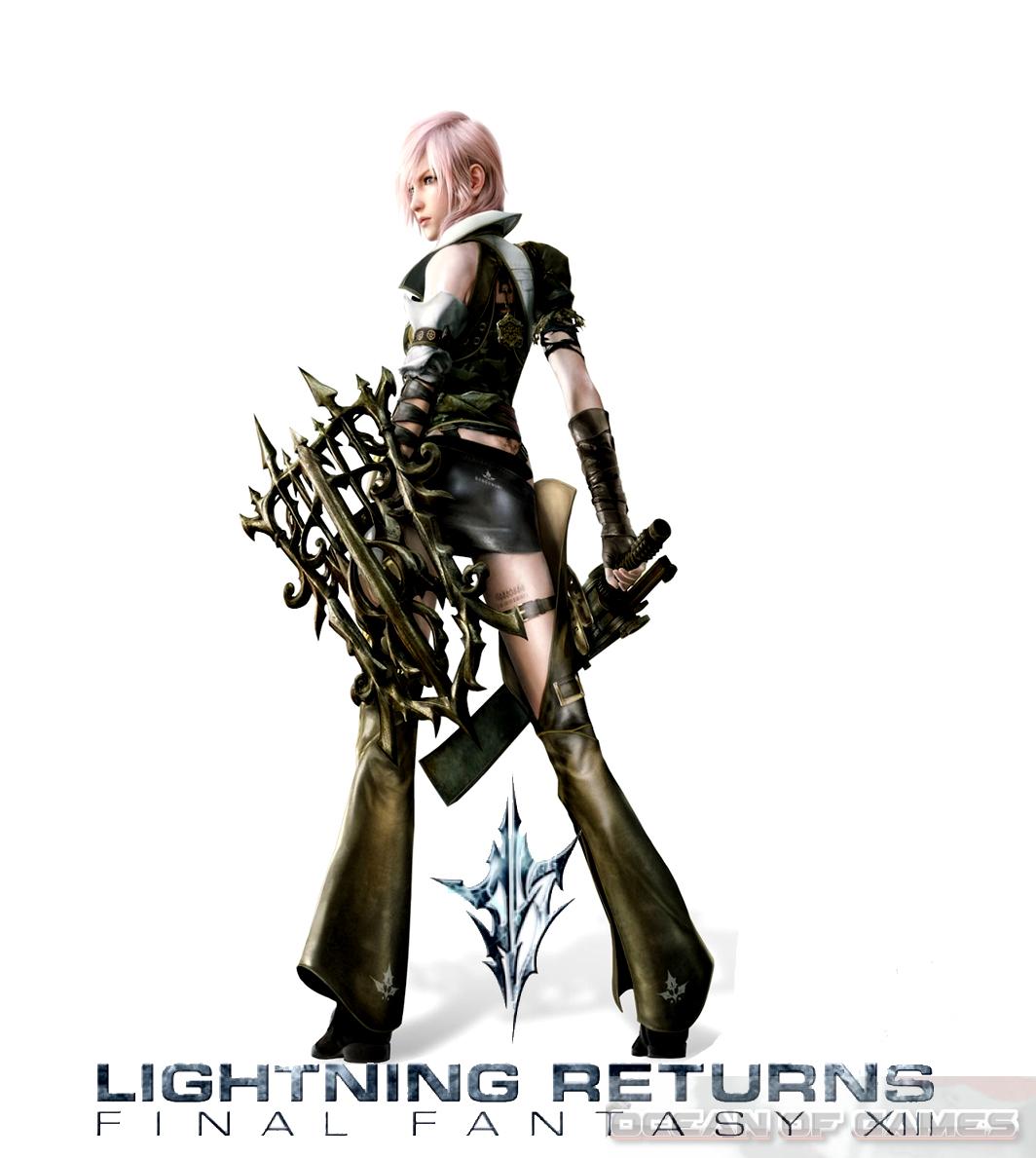 Lightning Returns Final Fantasy XIII Free Download
