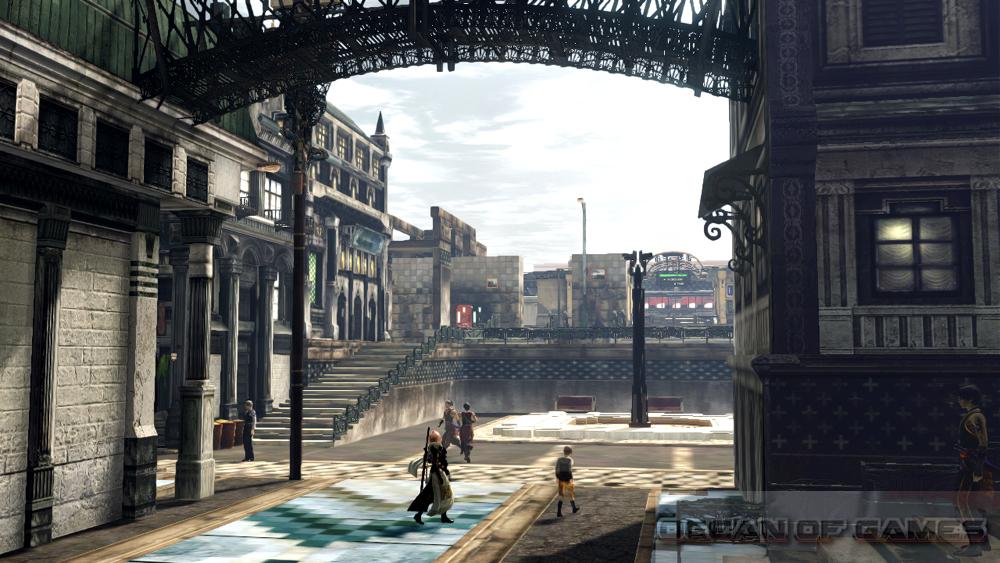 Lightning Returns Final Fantasy XIII Setup Free Download