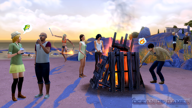 The Sims 4 Get Together Setup Download For Free