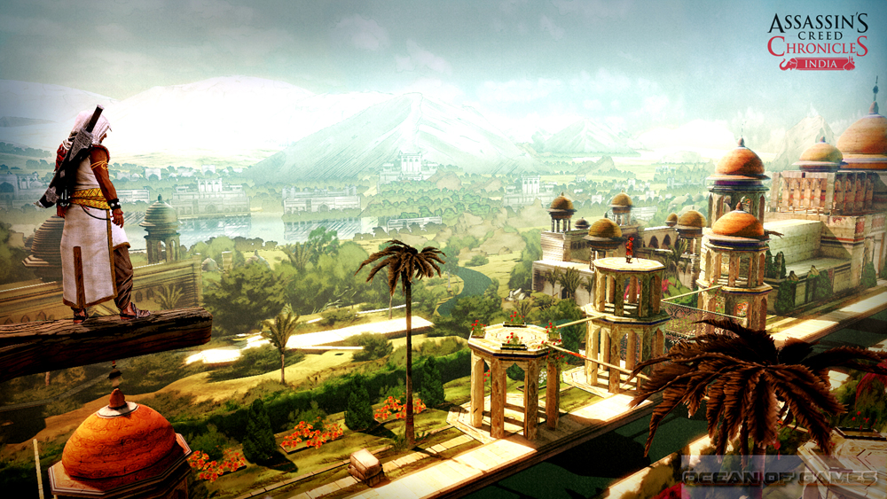 Assassins Creed Chronicles India Features