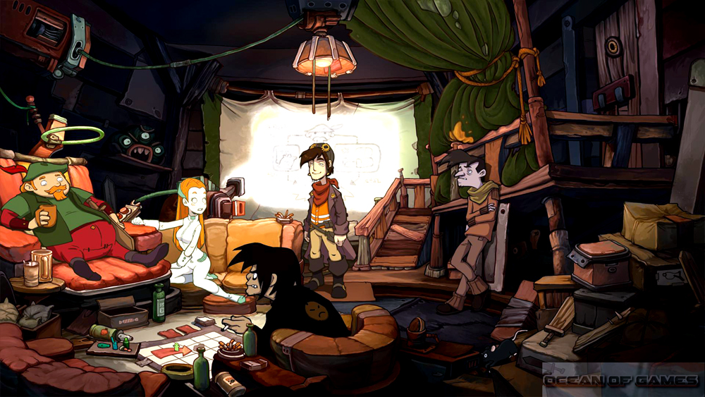 Deponia The Complete Journey Setup Download For Free