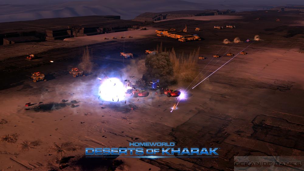 Homeworld Deserts of Kharak Setup Download For Free
