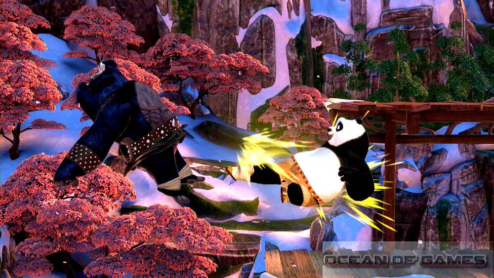 Kung Fu Panda Showdown of Legendary Legends Download For Free