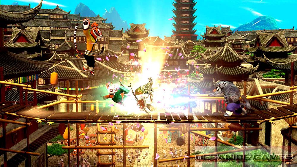 Kung Fu Panda Showdown of Legendary Legends Setup Free Download