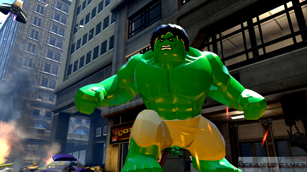 LEGO MARVEL Avengers Download For Free