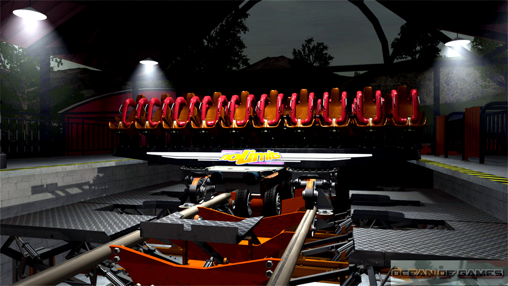 No Limits 2 Roller Coaster Simulation Setup Free Download