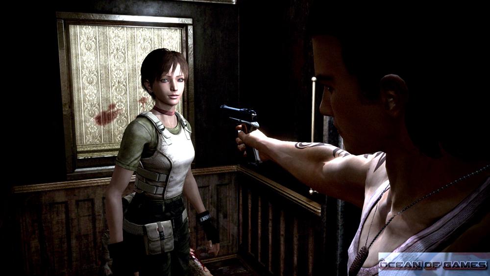 Resident Evil Zero HD Remaster Setup Free Download