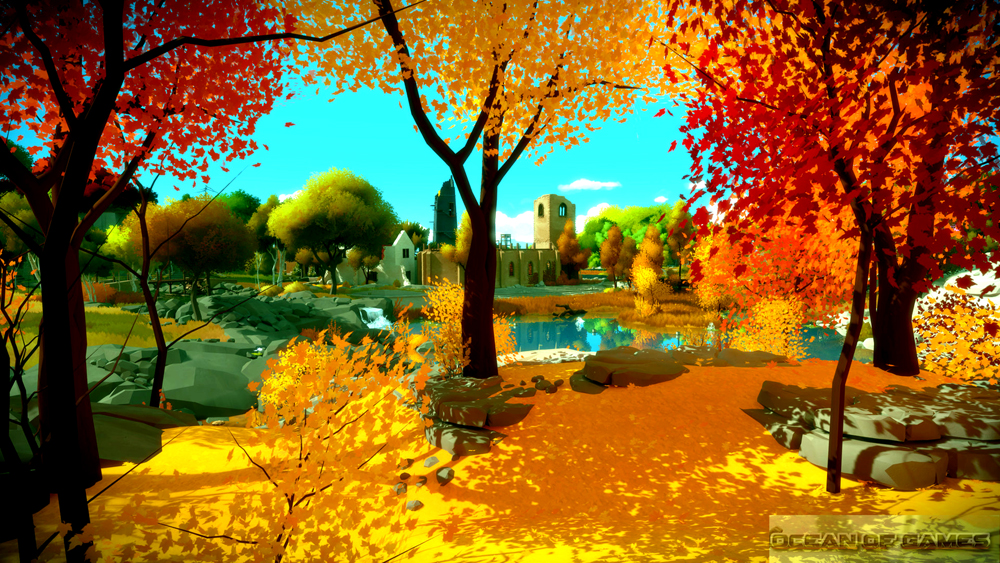 The Witness Setup Free Download