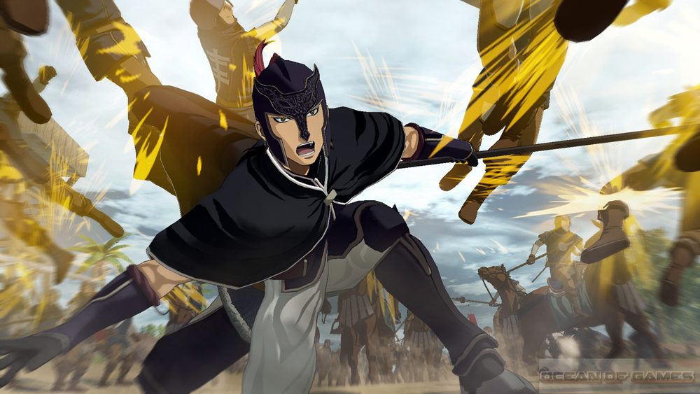 ARSLAN THE WARRIORS OF LEGEND Download For Free