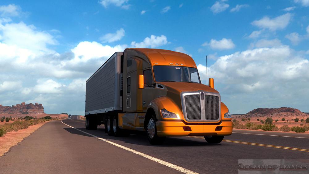 American Truck Simulator 2016 Download For Free