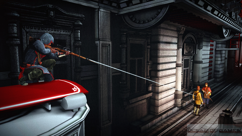 Assassins Creed Chronicles Russia Setup Download For Free