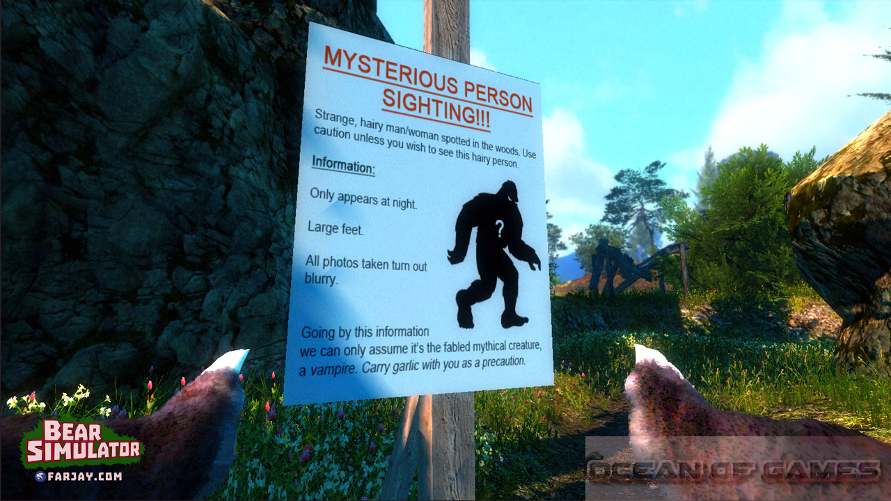 Bear Simulator Setup Download For Free