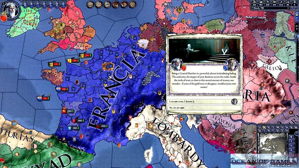 Crusader Kings II Conclave Setup Free Download