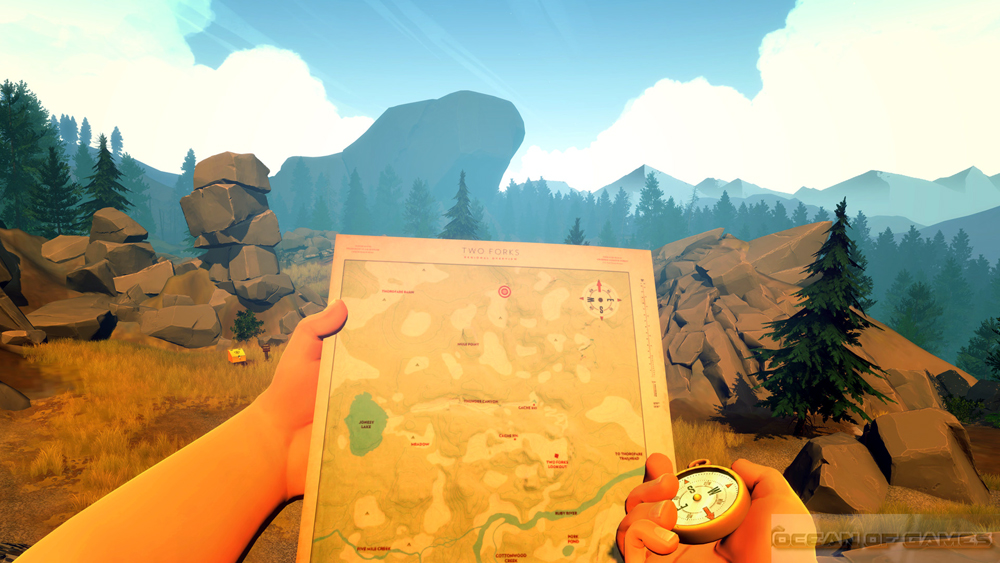Firewatch Setup Free Download