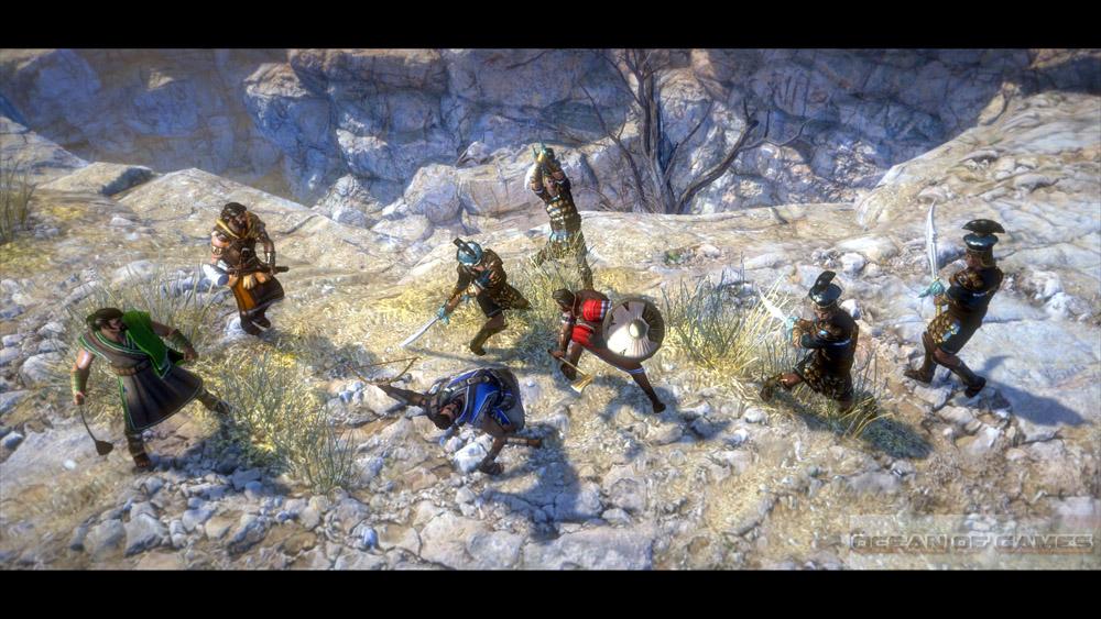 Five Guardians of David Features