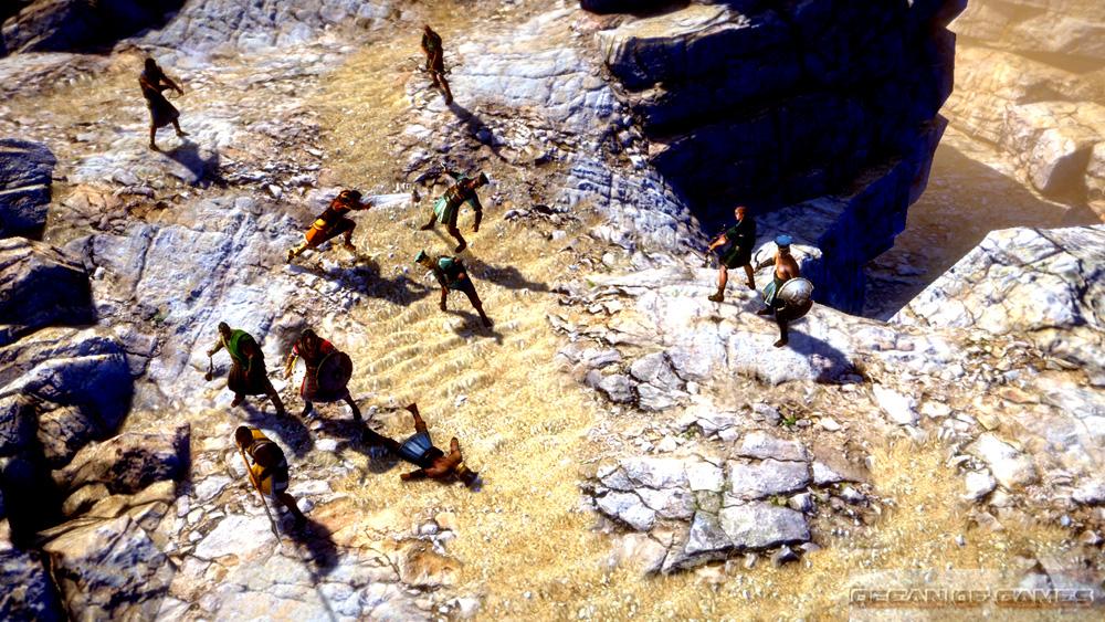 Five Guardians of David Setup Free Download