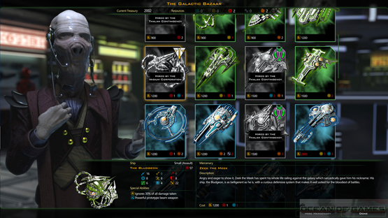 Galactic Civilizations III Mercenaries Setup Free Download
