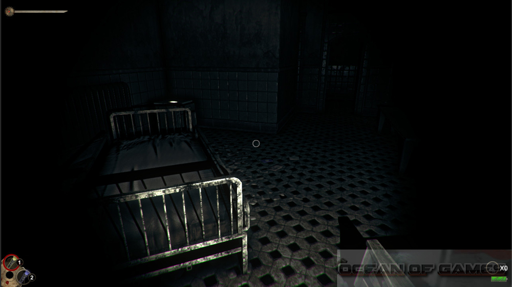 Horror In The Asylum Features
