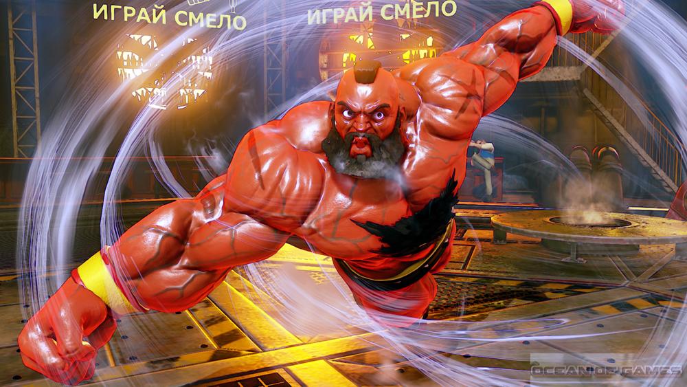 Street Fighter V Setup Download For Free