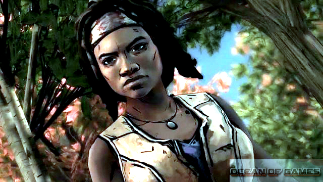 The Walking Dead Michonne Episode 1 Download For Free