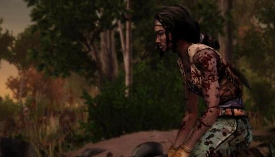 The Walking Dead Michonne Episode 1 Features
