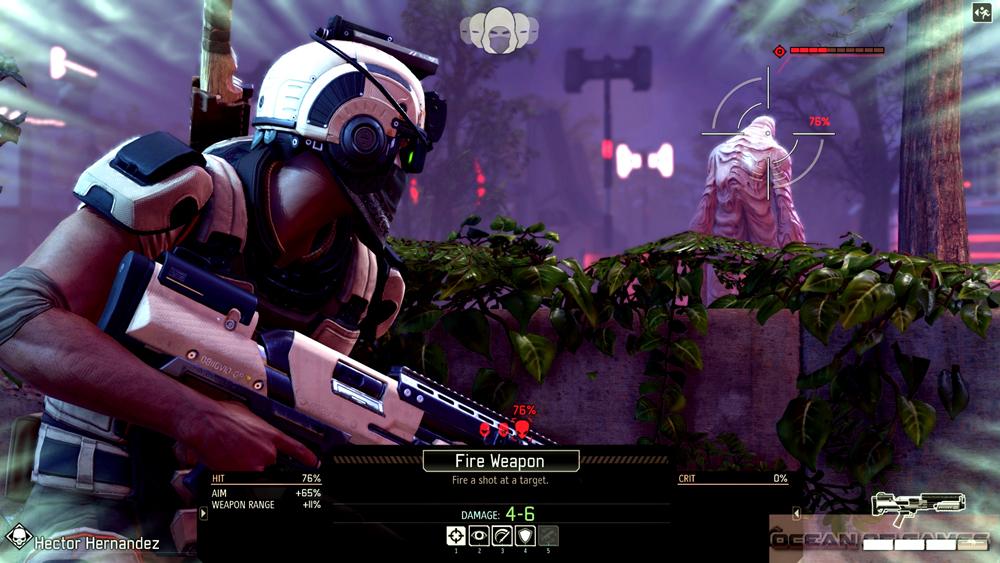 XCOM 2 Features