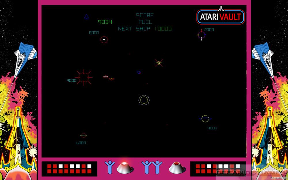 Atari Vault Features