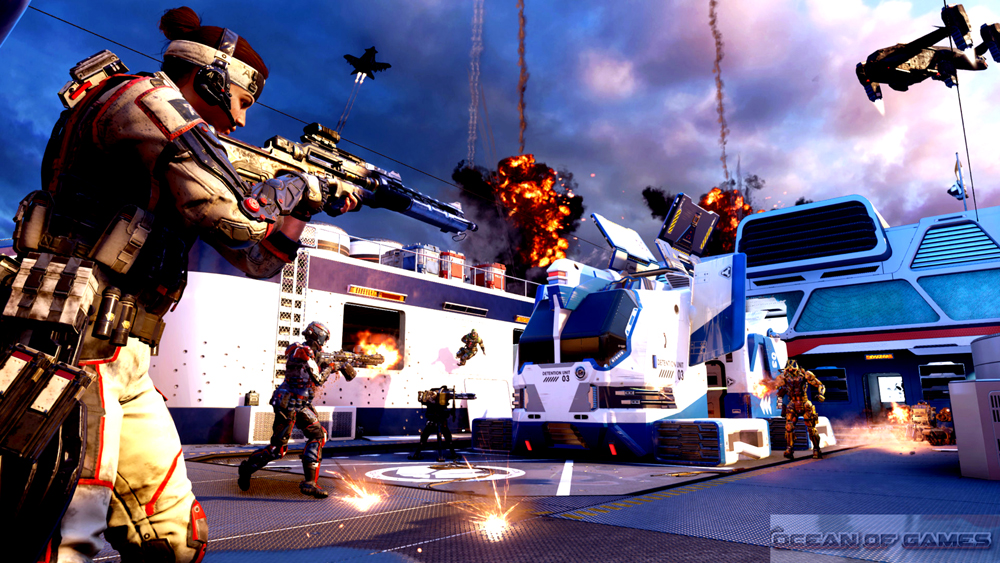 Call of Duty Black Ops III Awakening DLC Download For Free