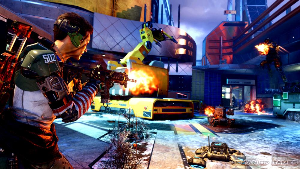 Call of Duty Black Ops III Awakening DLC Features