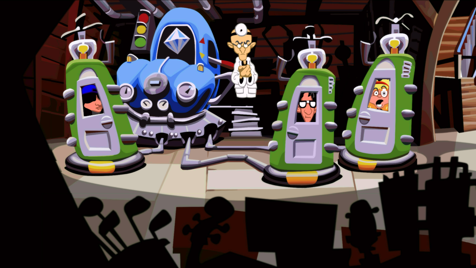Day of the Tentacle Remastered Download For Free