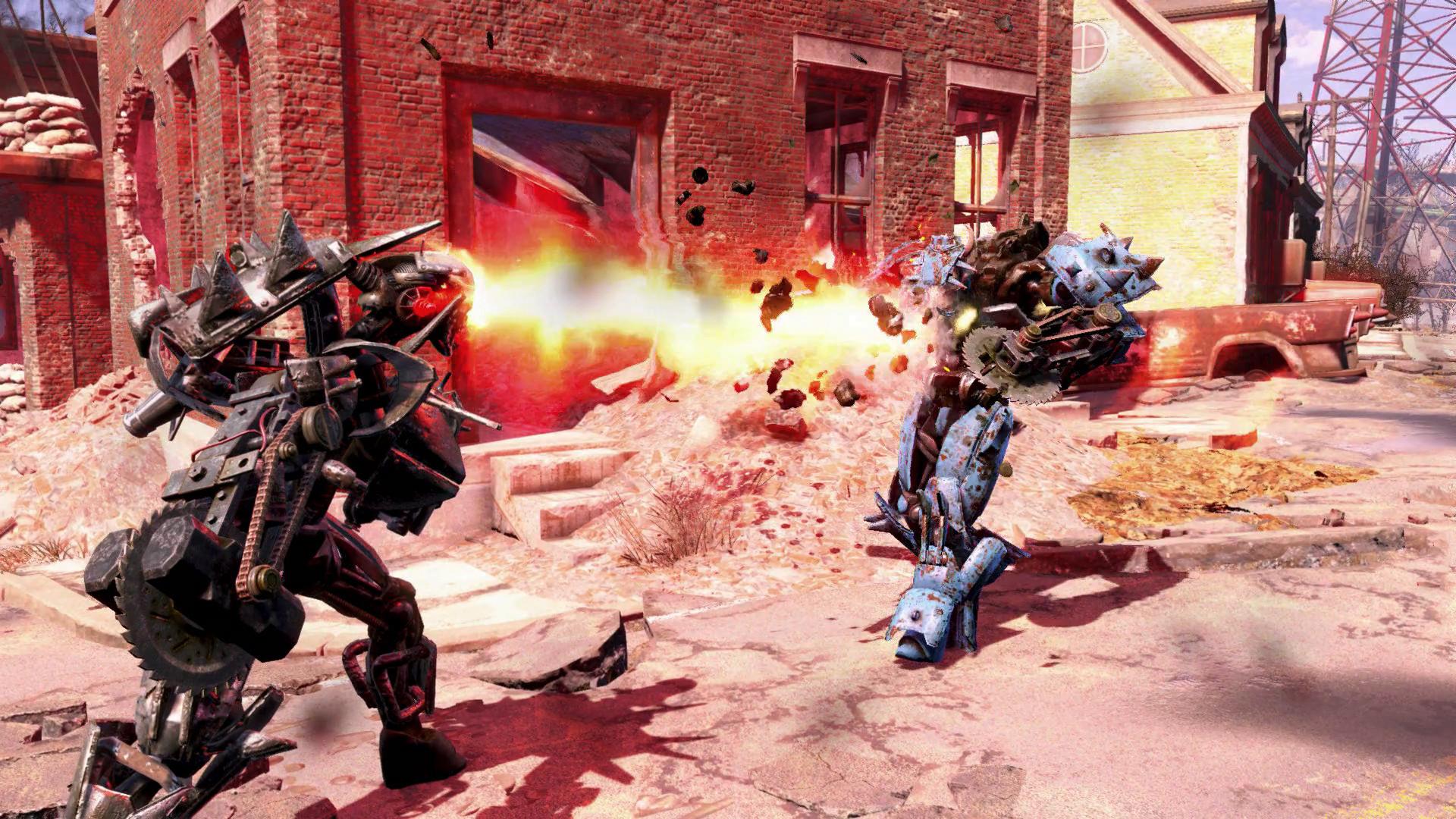 Fallout 4 Automatron DLC Setup Free Download