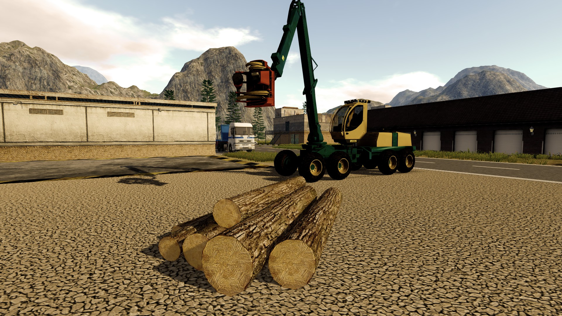 Forestry 2017 The Simulation Download For Free