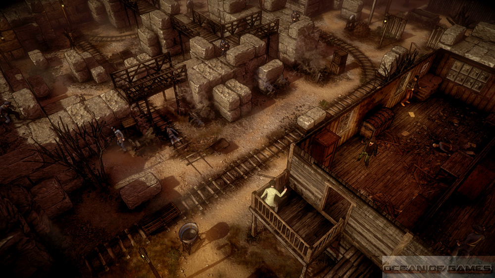 Hard West Scars of Freedom Features