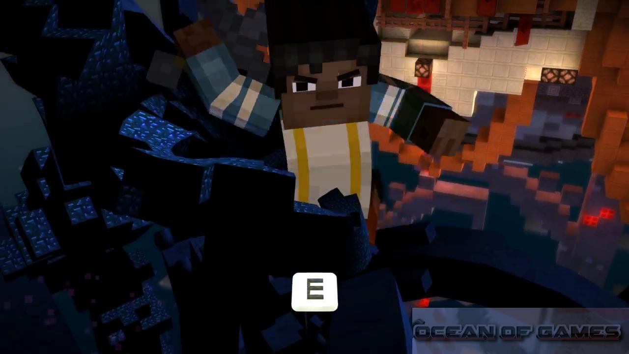 Minecraft Story Mode Episode 5 Setup Free Download
