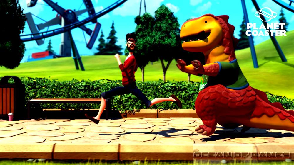 Planet Coaster Alpha Features