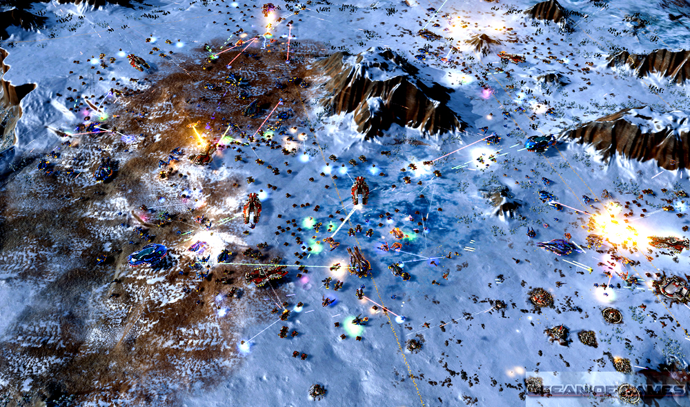 Ashes of the Singularity Features