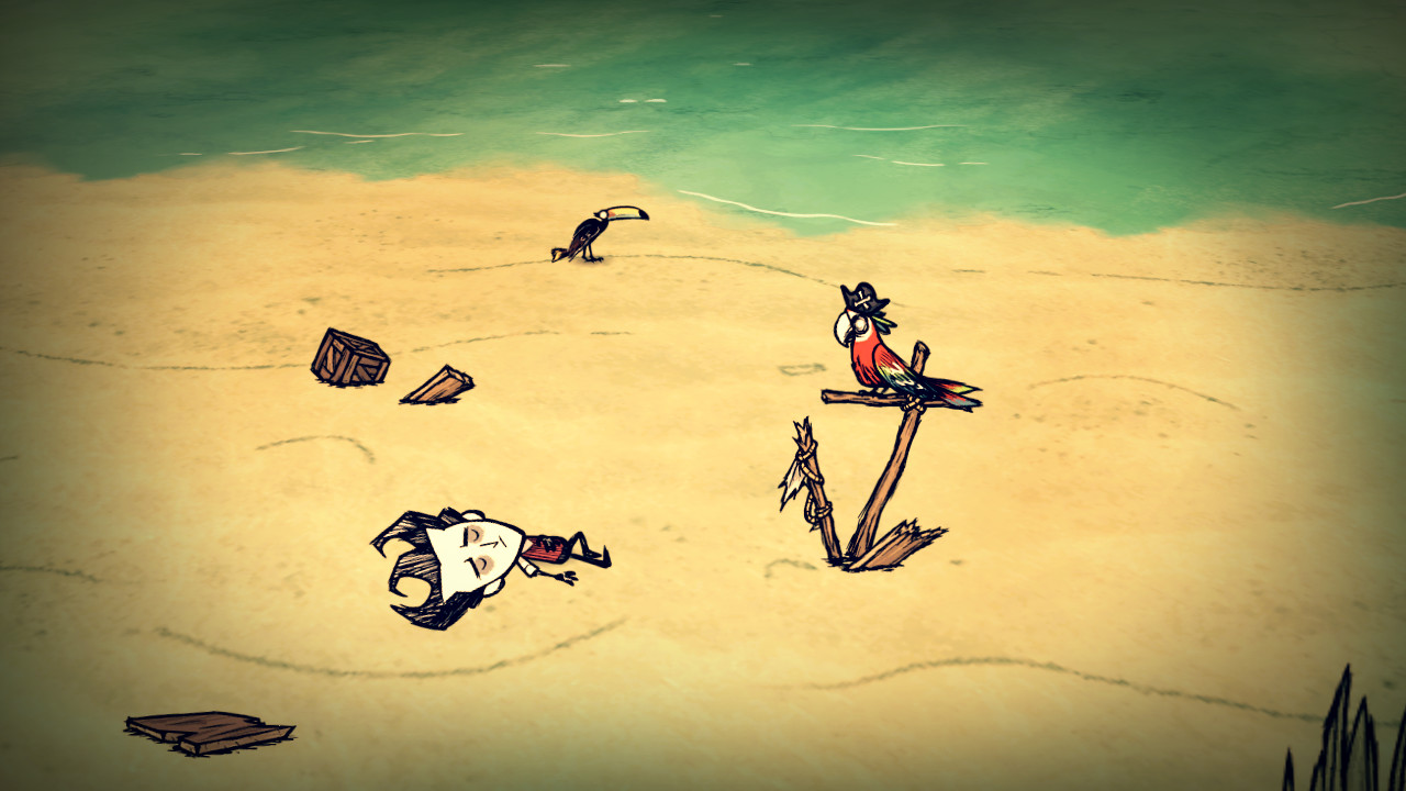 Dont Starve Shipwrecked Setup Download For Free