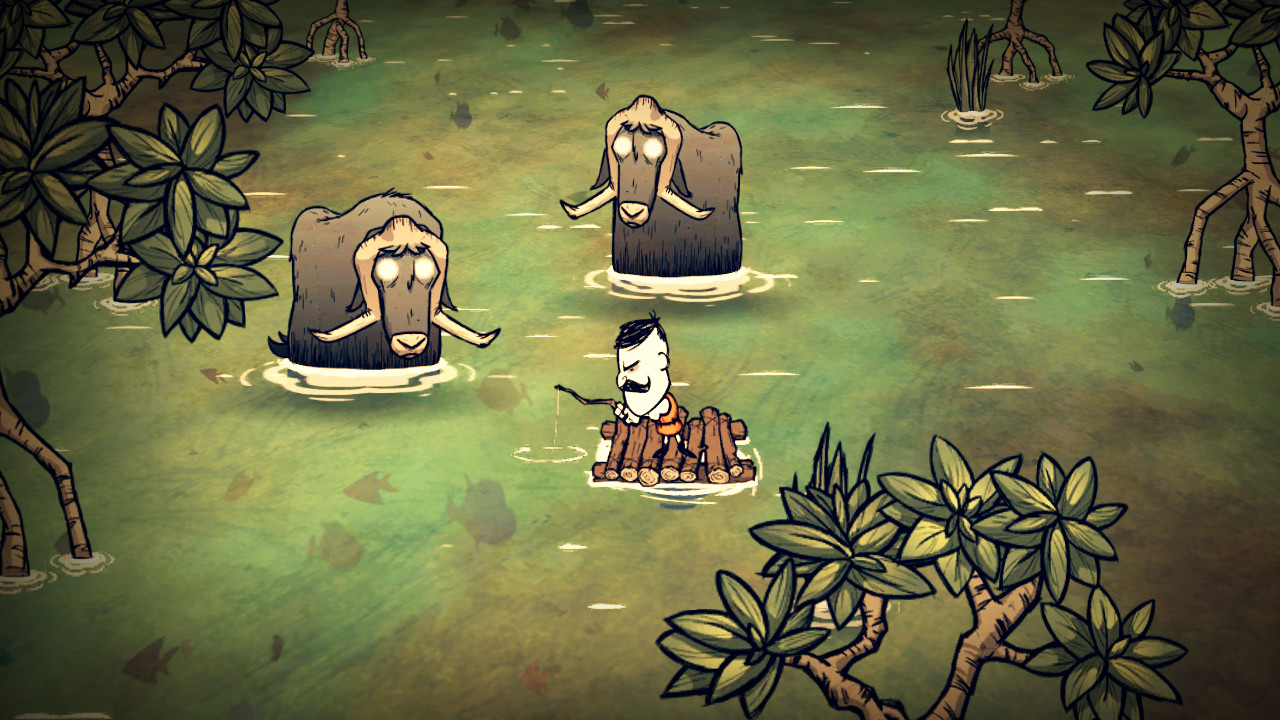 Dont Starve Shipwrecked Setup Free Download