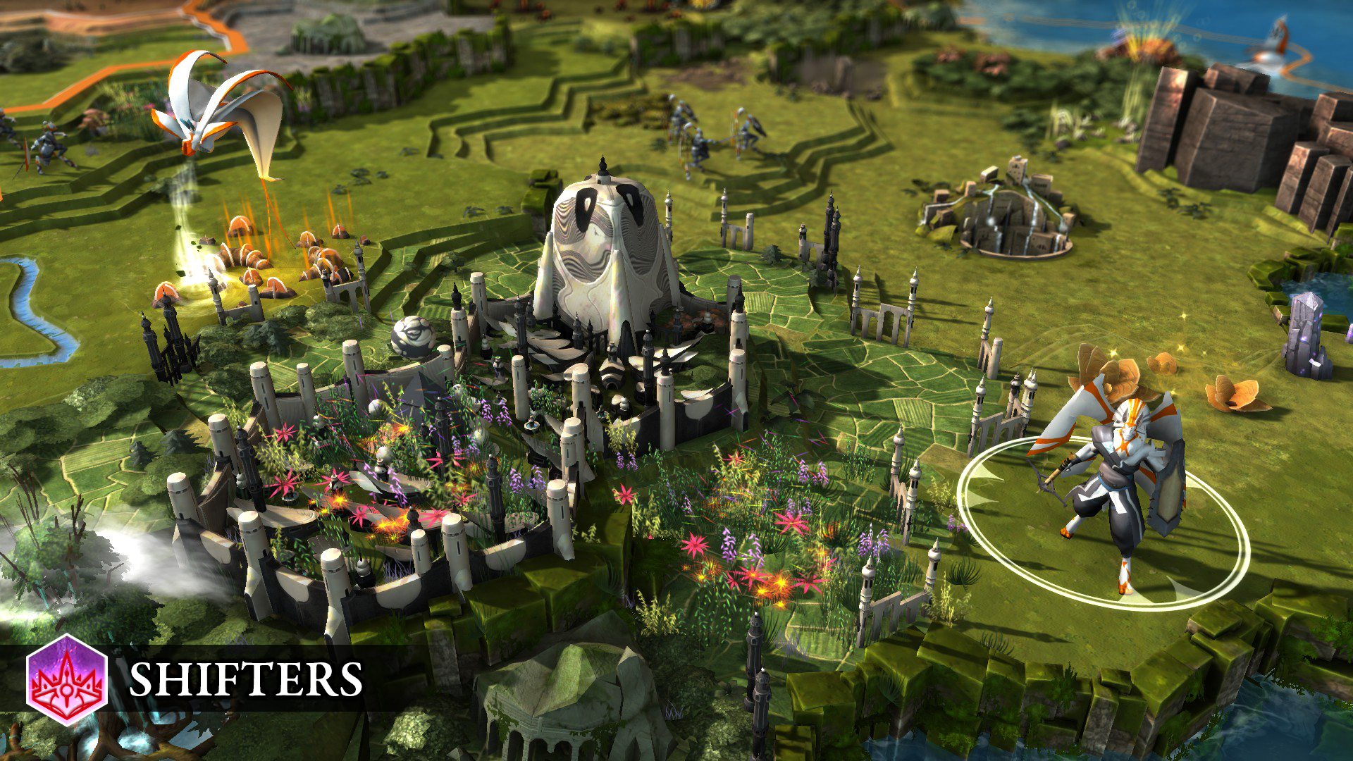 Endless Legends Shifters Features