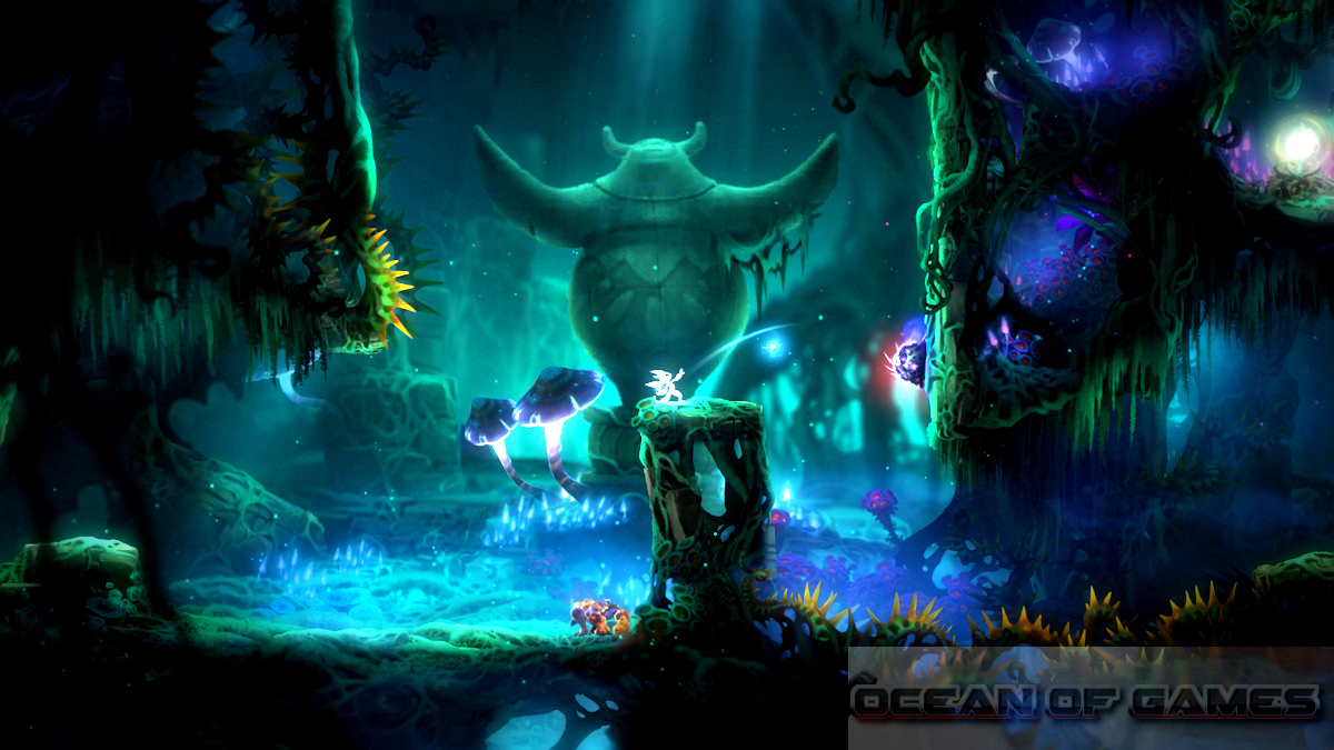 Ori and the Blind Forest Definitive Edition Setup Free Download
