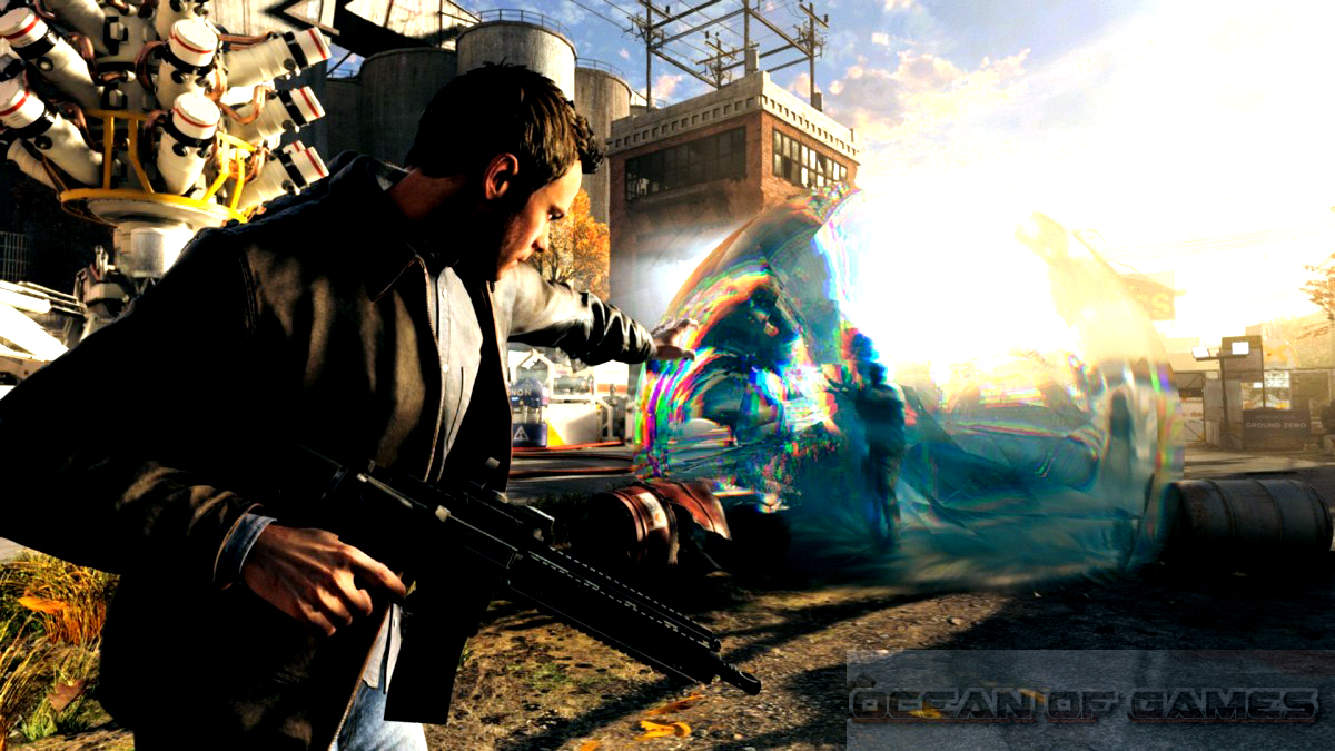 Quantum Break Setup Free Download
