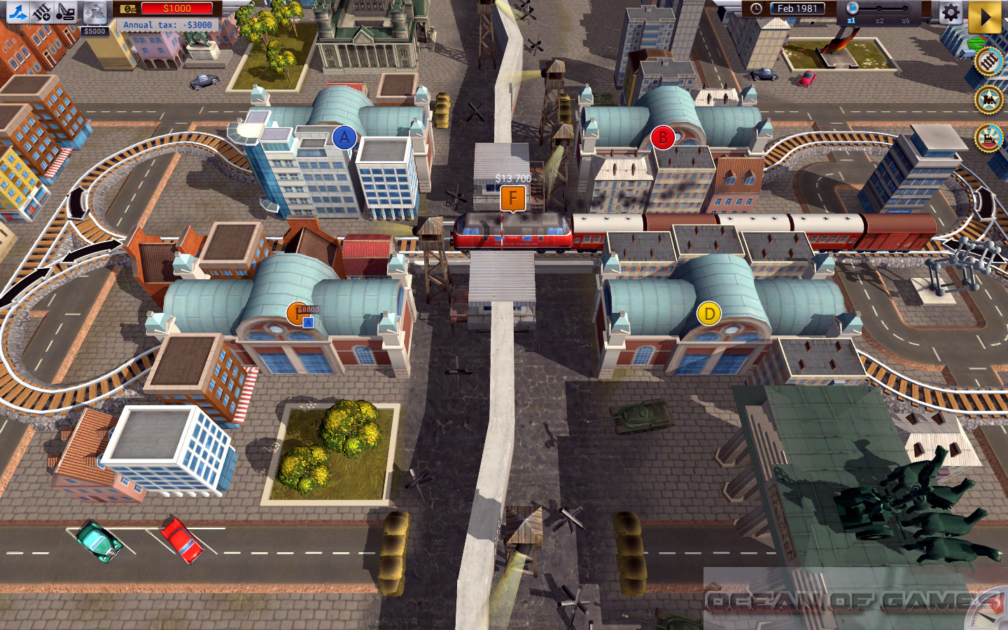 Train Valley Germany Setup Free Download